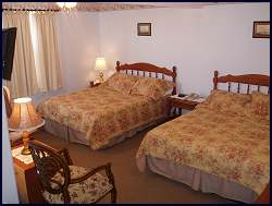 Double Guestroom Accommodations