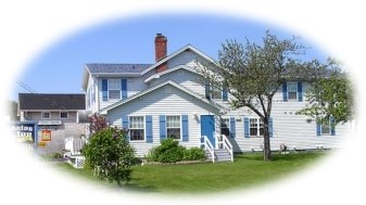 Captains Inn Bed & Breakfast accommodations